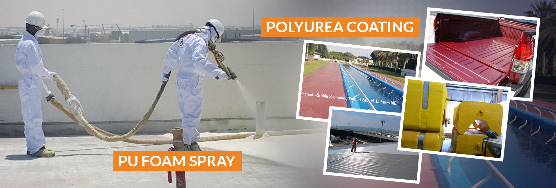 Polyurea Coating